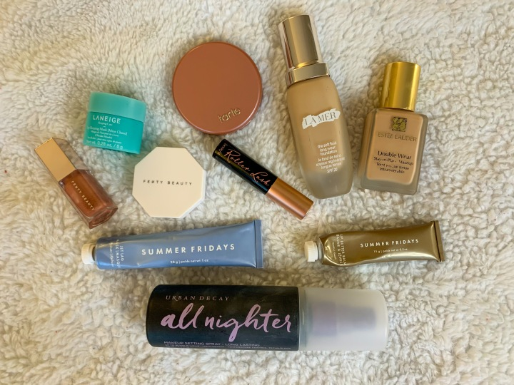 High-End Beauty Essentials